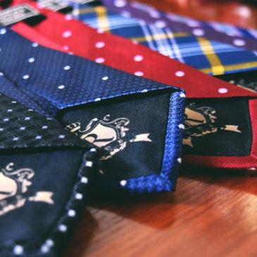Elegantné pánske hodvábne kravaty na svadby a plesy