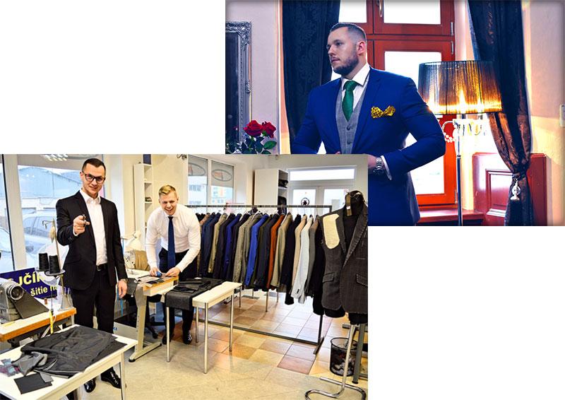 rdb royal je ofocialny partner taimar tailors v Banskej Bystrici