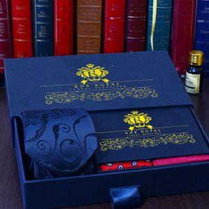 Hodvábny darčekový set Crown Prince